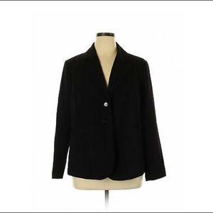 Make an offer! 🎤women'sCharter club Black Blazer